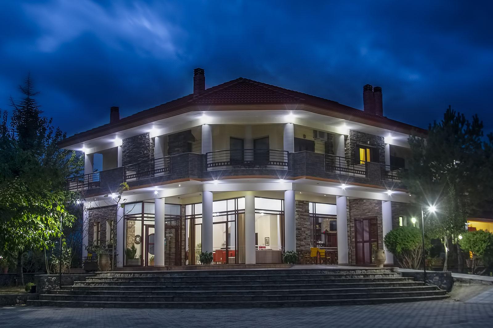 Γαία Καιμακτσαλαν Hotel Λουτρά Πόζαρ